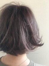 ヘアーレクスアリイ(Hair Lex Alii)【Alii】川合ピンクカラー