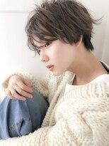 ラフィネ(raffine)ヘルシーナチュラルなショートスタイル☆raffine中村大輔