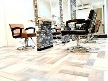 アグ ヘアー ラポール 磐田店(Agu hair rapport)の雰囲気(こだわり抜かれた空間。ゆっくりとしたサロンtimeを…♪)
