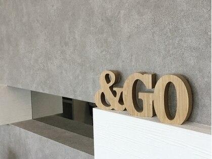 アンドジーオー(&.Go)の写真