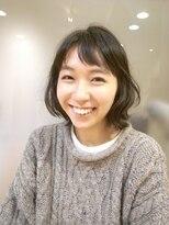 タタ(hair make tata)アレンジ自在♪ナチュラル系クラシカルボブ♪