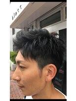 ブレス ヘアアンドスパ 湘南台(bless hair spa)モテ髪ショート
