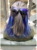 デイズ(days)人気のインナーデザインカラーブルー&紫10代/20代/30代/40代