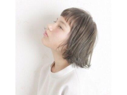 アウラ ヘア デザイン(aura hair design)の写真