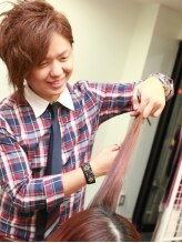 ヘアーメイク パチャラ 成増駅前店(Hair make PACHARA)安井 将太