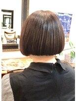 ミーノ(mieno)【髪質改善】愛され丸みショートボブ◎お手入れ簡単【自由が丘】