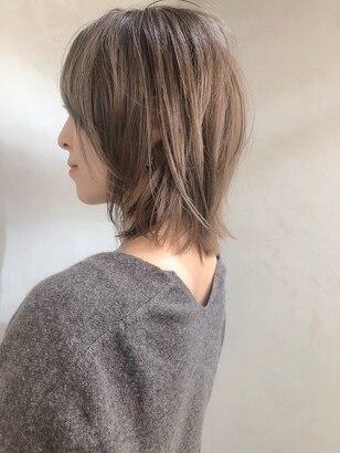 2020年冬】ベージュカラーの髪型・ヘアアレンジ|人気順