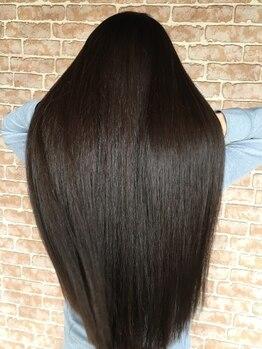 ルミエールヘアー(Lumiere Hair)の写真/【コロナ対策実施店】ダメージによる手触りや艶の低下が気になる方にお勧め!