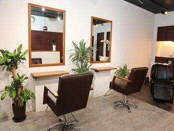 ヘアサロンハーフ(Hair Salon half)の写真/どこから見ても美しく見えるシルエットを創り、ご自宅でも美容室帰りの様なお手入れが簡単に出来る!