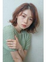 ミンクス 銀座店(MINX)ゆるふわニュアンスパーマ【銀座×30代】