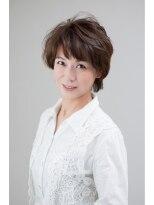 『大人×シンプル』ミニマム ショートヘア