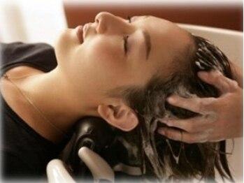 ミューズ(MUSE)の写真/至福の時をお約束♪癒し+ヘアケア☆髪の元気は健康な頭皮から!セルフケアでは落とせない汚れもスッキリ!!