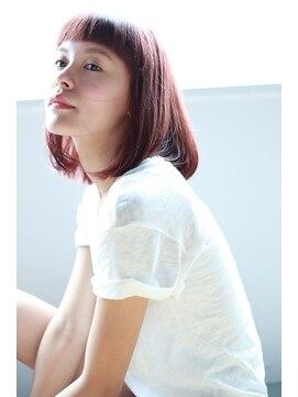 ラベリー(LOVELEY)7/20 open A/W ブロッサムピンクボブ ☆ 445