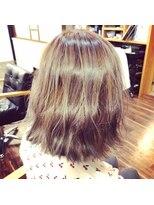 ジェンテ ヘアサプライ(GENTE hair&supply)外国人風ボブ