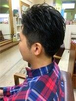 ファシオ ヘア デザイン(faccio hair design)さわやかツーブロック