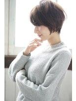 ルララドゥ西新井/美シルエット×大人可愛いくびれショートボブ/小顔