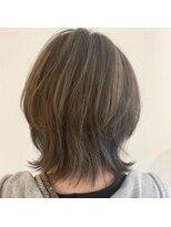LiLy hair design ~ ミディアムウルフヘア