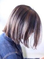 グリット ヘアプラスフォト(grit HAIR+PHOTO)【grit.】YOHEI WORKS (バレイヤージュ 04)
