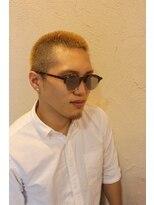 ディスパッチヘアー 甲子園店(DISPATCH HAIR)GOLD×BOWZ