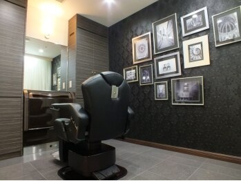 アットグラーロ 名古屋大須店 (@GLARO)の写真/【大須】全室完全個室!気品溢れる店内で一切周りを気にせず、寛ぎながら髪と頭皮の悩みを徹底的に解決。