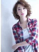 リリースセンバ(release SEMBA)release SEMBA『ヤンチャにオシャレ♪ファジーベージュ☆』