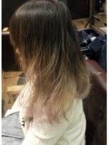 ヘアーリゾート ラヴィニール 新宿東口店(Hair Resort L´avenir)ミルティーグラデーションカラー 【lavenir新宿】