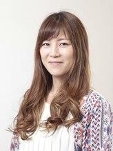 ヘアーデザイン グレーンヒュース(Hair Design Gronhus)富田 綾