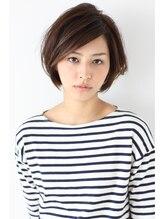 モッズ ヘア みなとみらい店(mod's hair)【DONNA 2007-08 A/W】軽やかフレンチボブ