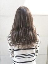 ヘアーデザイン アコースティック(Hair Design ACOUSTIC)ミルクティーグラデーション