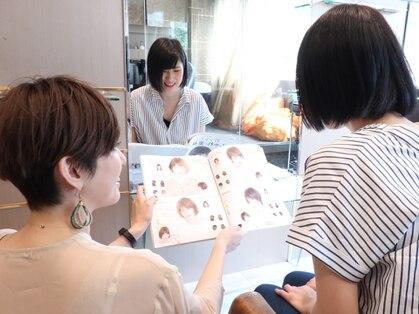オーブ ヘアー ラグーン 新宿3号店(AUBE HAIR lagoon)の写真