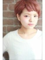 アリス ヘア デザイン(Alice Hair Design)Alice☆ロゼピンク