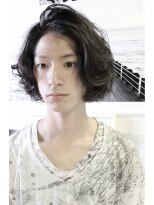 【noe salon produce】 collection  Men1