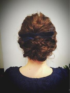 ジェム デザイン ヘアサロン(gem Design Hair Salon)ヘアアレンジ