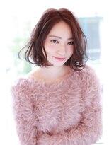[Brella hair design] Sweetパーマスタイル