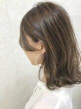 スピンヘアワークス(Spin Hair Works)【松本侑也】highlightナチュラルグレージュ