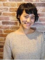 ヘアメイク オブジェ(hair make objet)ふわふわ子羊パーマ