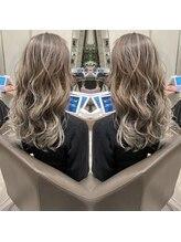 色落ちしてもかわいい《tea hair design》の外国人デザインカラーはこんな方にオススメ☆