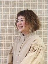 グランツ ヘアー(glanz hair)新川 貴子