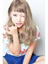◆BLOND COLOR◆×Sakie