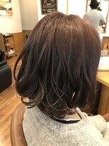 テトラ ヘアー(TETRA hair)ラフカールボブ