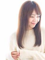 ヘアーサロン ラフリジー(Loufreasy)【髪質改善】酸熱水素トリートメント×ナチュラルストレート