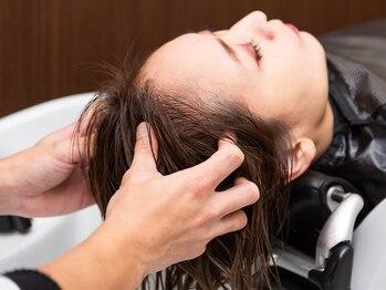アビタ ヘアーメイク(Habita Hair+Make)の写真/【資生堂スパニスト認定】人気のリフトアップ・スパで自分にご褒美!極上のリラクゼーションで癒されて♪