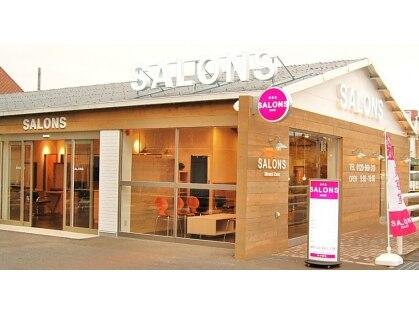 サロンズヘアー 南蔵王店(SALONS HAIR)の写真