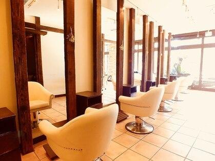 アンテナ ヘアリゾート 浦和東口店(ANTEnNA HairResort)の写真