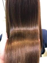 マルクヘアケア(MALQ HAIR CARE)[MALQ HAIR CARE/福井] 髪質改善ストレート