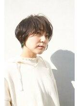 リョージ オブ ジェネレーション ビヨンド(Ryoji of GENERATION Beyond)【ハンドブローできまる】モカブラウン×大人ショート
