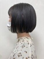 コレットヘア(Colette hair)◎丸みのあるBOB×ナチュラルブラウン◎