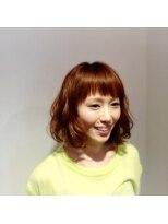 ヘアアンドライフ ソエル(Hair&Life soeLu)ふんわりボブ☆