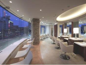 レナークアリア(LENAHC ARIA)の写真/【仙台駅前/3.4階の2階建て】ワンランク上の上質2フロア。ゆったりと寛ぎ、贅沢なサロンタイムを過ごせます
