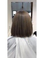 ヘアークリニック ラクシア 石巻(Hair Clinic LAXIA Ishinomaki)ボブ